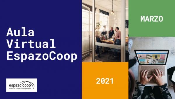 Accións formativas on line de EspazoCoop