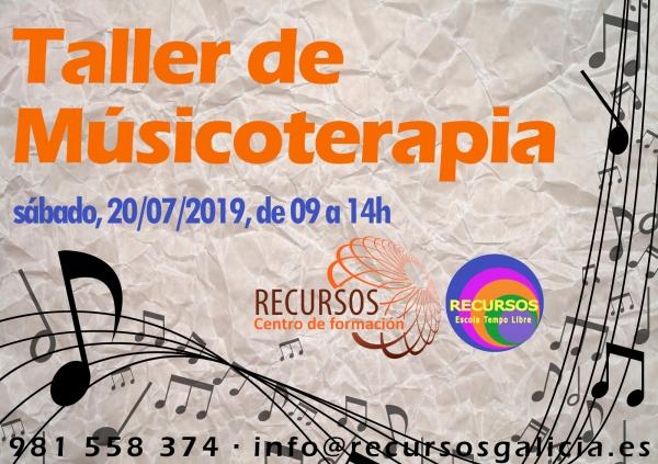 Musicoterapia en Santiago de Compostela