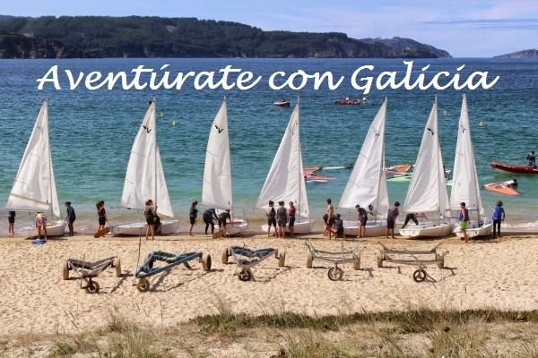 Aventúrate con Galicia: campamentos de verán para a mocidade galega do exterior