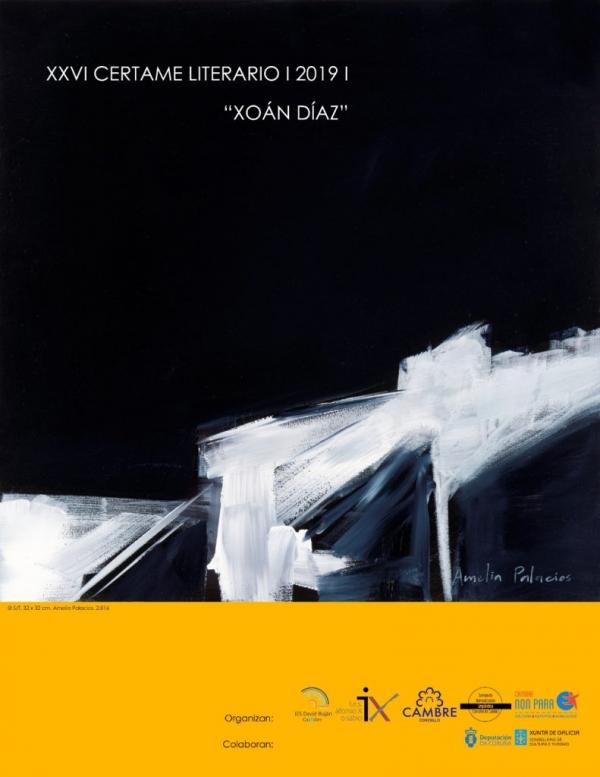 XXVI Certame Literario Xoán Díaz, Cambre 2019