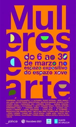 Mulleres e Arte