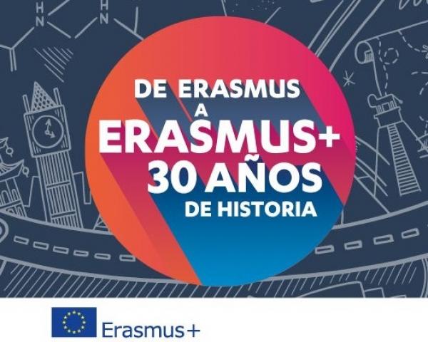 A Xunta conmemora o 30 aniversario do programa 'Erasmus+' cun encontro de voluntarios en iniciativas europeas