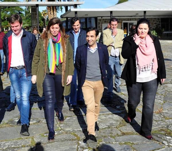 A Xunta autoriza o uso temporal dos albergues de Gandarío e da Marina Española aos concellos de Bergondo e Sada