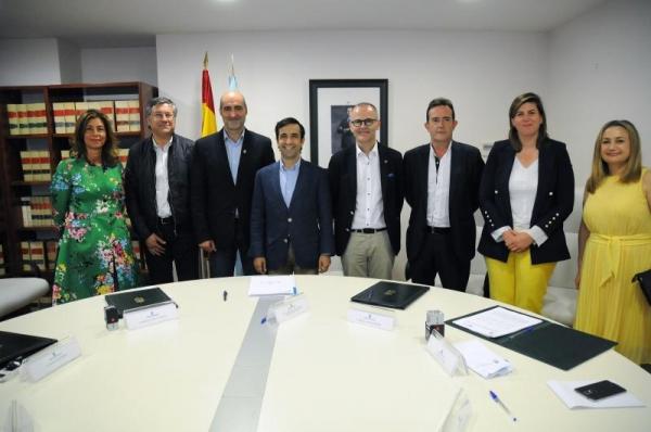 A Xunta realizará catro campos de traballo na provincia de Ourense para dinamizar a vida xuvenil