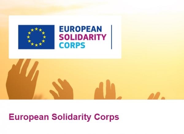 Corpo europeo de solidariedade