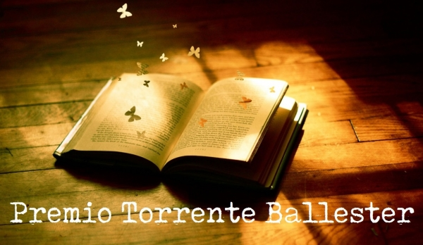 "XXX Premio de narrativa ""Torrente Ballester"""