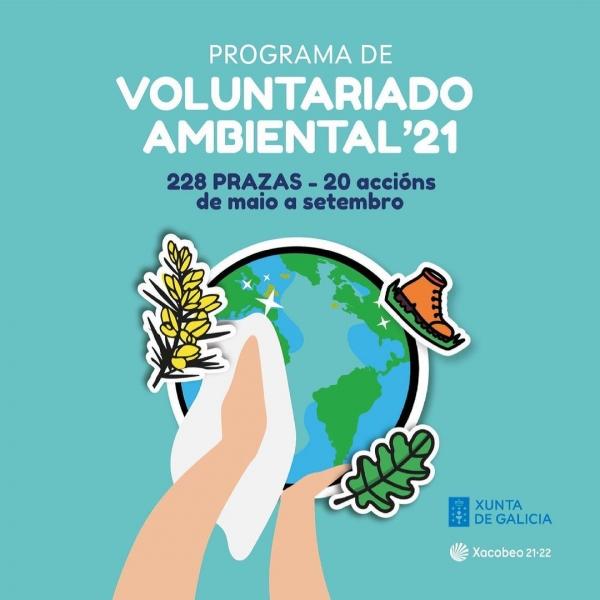 Programa de Voluntariado Ambiental Interxeracional 2021