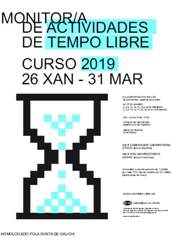 Curso de Monitor/a de Actividades de Tempo Libre na Coruña