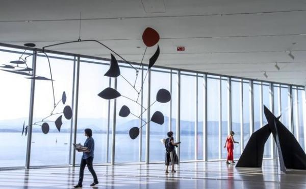Bolsa de arte no estranxeiro do Centro Botín