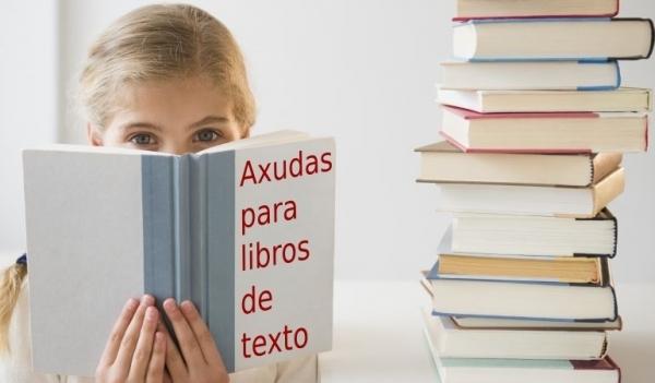 Axudas para adquirir libros de texto e material escolar
