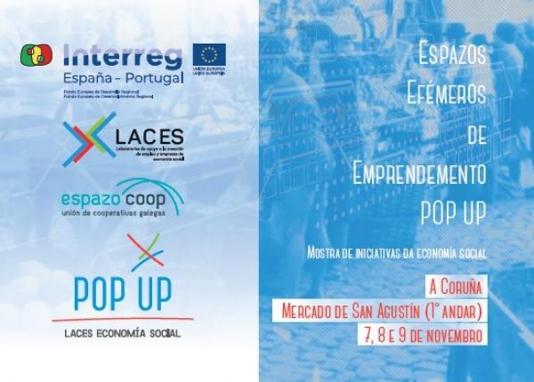 ES POP UP na Coruña- Mostra de economía social