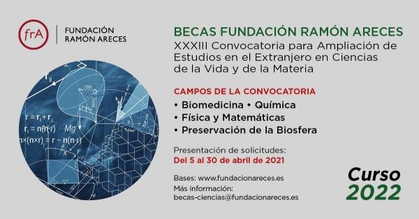 Bolsas da fundación Ramón Areces