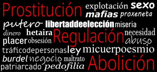 Ciberconcurso: A prostitución: abolición ou regulación?