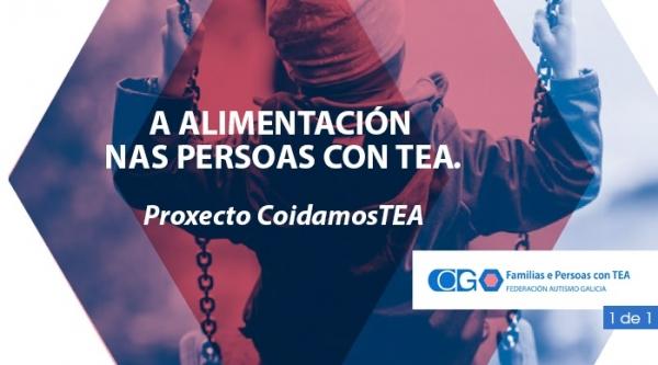 Vídeos da Federación Autismo Galicia dentro Proxecto CoidamosTEA