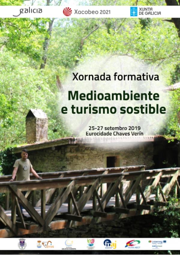 """Xornada formativa """"Medioambiente e turismo sostible"""" Eurocidade_2020"""