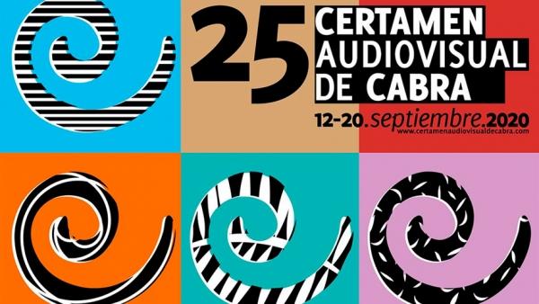 Cartel para o Certame audiovisual de Cabra