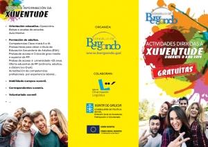 Actividades para á Xuventude en Bergondo