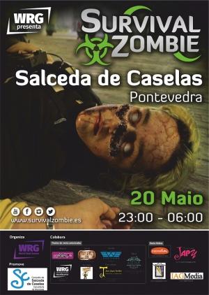 Survival Zombie en Salceda de Caselas
