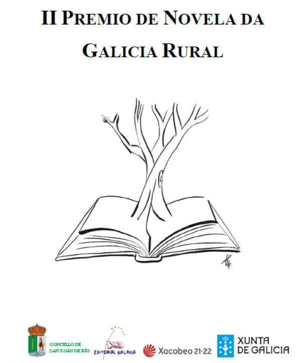 II Premio de Novela da Galicia Rural