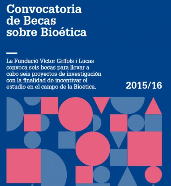Bolsas para proxectos de investigación sobre Bioética