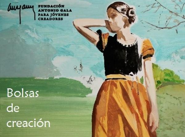 XIX convocatoria da Fundación Antonio Gala para estimular e promover a creación