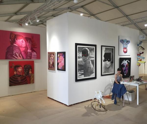 Promoción da arte contemporáneo español