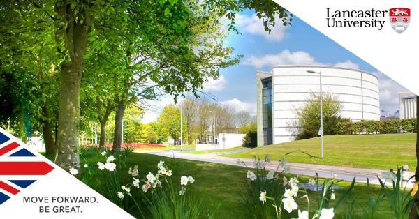 Máster ou doutoramento en áreas de Arte ou Ciencias Sociais na Universidade de Lancaster