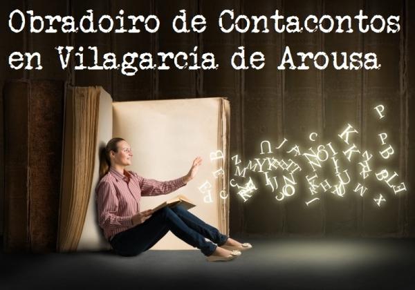 Obradoiro de Contacontos no Espazo Xove de Vilagarcia