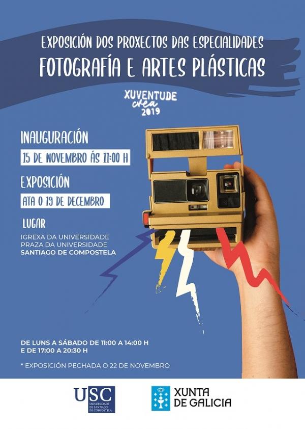 Exposición de Fotografía e Artes Plásticas de Xuventude Crea