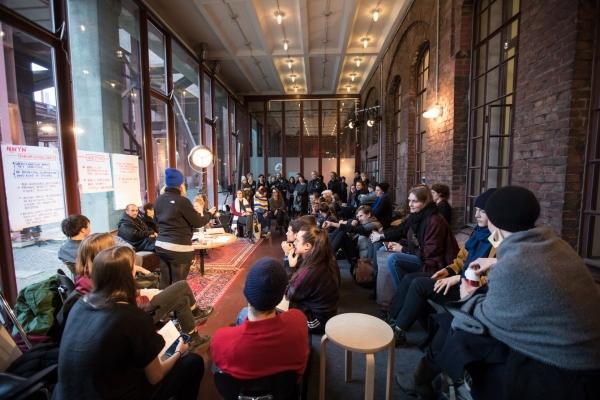 Pact Zollverein. Programa de residencia 2021