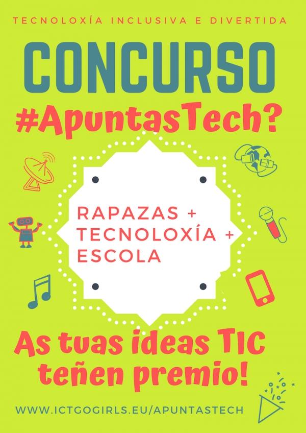 II Concurso #Apuntastech? 2020