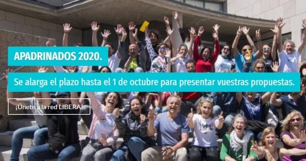 Apadriñamentos Libera 2020-2021