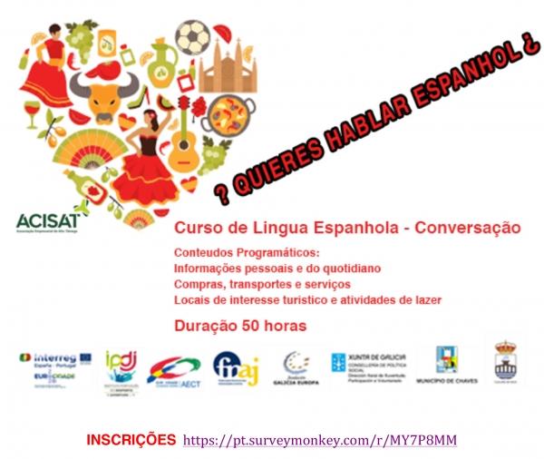 Curso de lingua española - conversa (Eurocidade_2020)