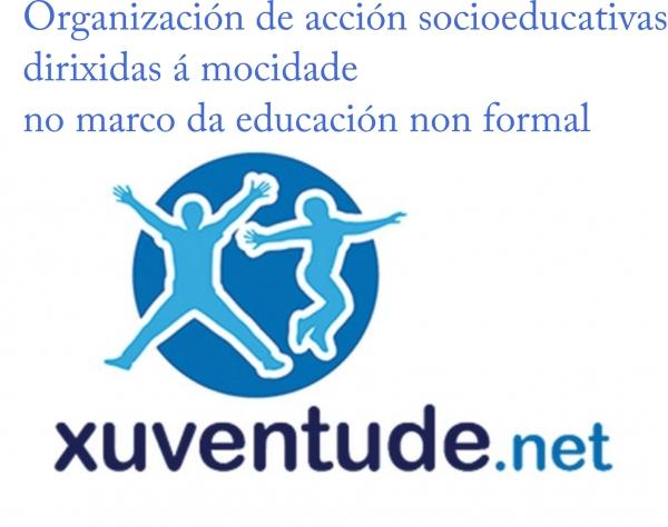 Organización de accións socioeducativas dirixidas á mocidade no marco da educación non formal