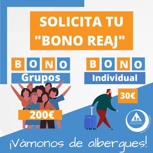 Bonos Albergues REAJ