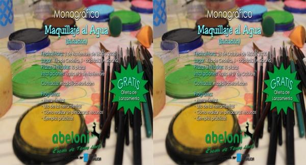 Cursos gratuitos de maquillaxe na Coruña