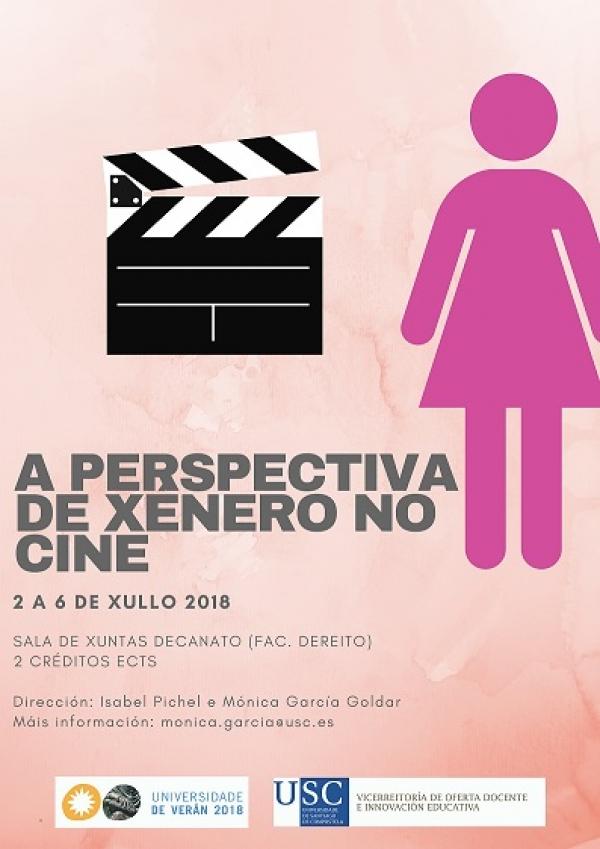 A perspectiva de xénero no cine, curso de verán da USC