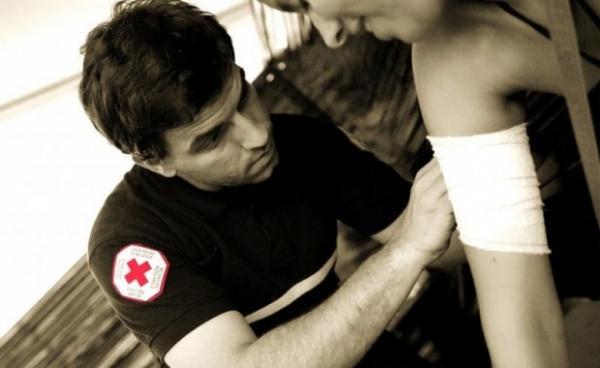Curso de primeiros auxilios en Santiago de Compostela