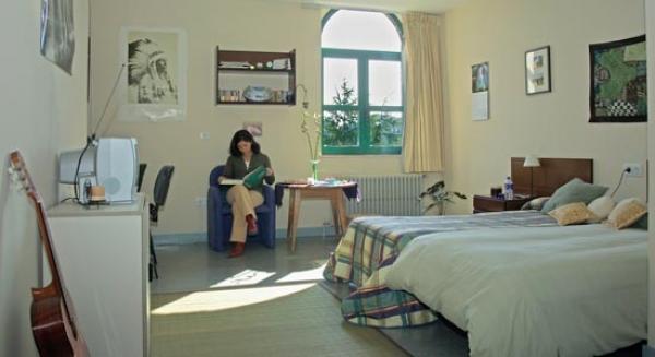 Prazas de aloxamento nas Residencias da Universidade de Santiago