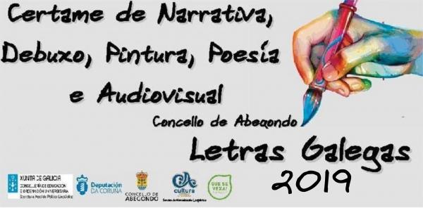 Certame Letras Galegas 2019 en Abegondo