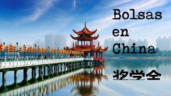 Bolsas para estudar en China