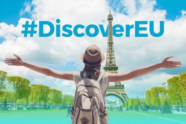 DiscoverEU. Viaxa por Europa