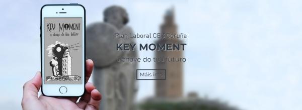 Key Moment: A chave do teu futuro