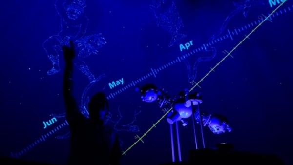 Visitas virtuais aos museos científicos da Coruña