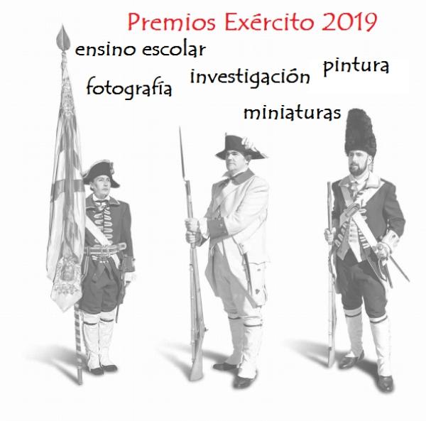 Premios Exército 2019