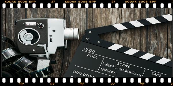 Talento audiovisual galego