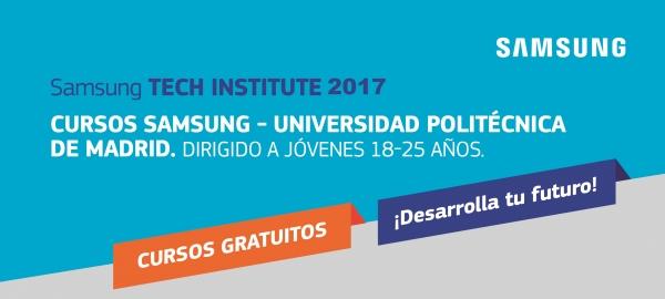 Cursos gratuitos da Universidade Politécnica de Madrid UPM e SAMSUNG