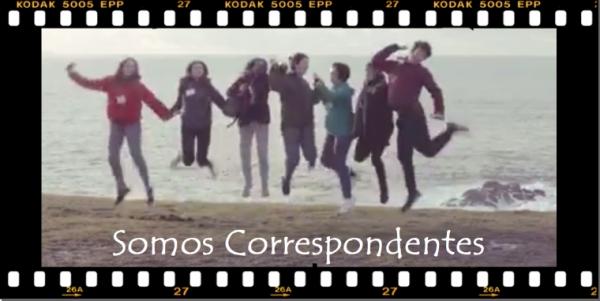 Encontro de Correspondentes Xuvenís en Gandarío: a película