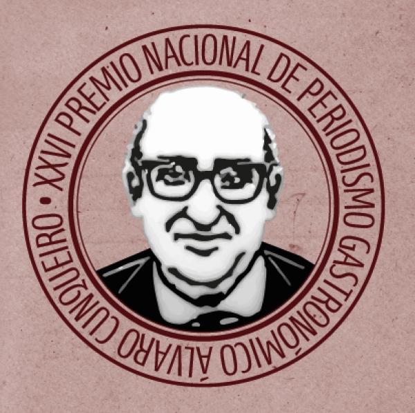 XXV premio nacional de xornalismo gastronómico Álvaro Cunqueiro