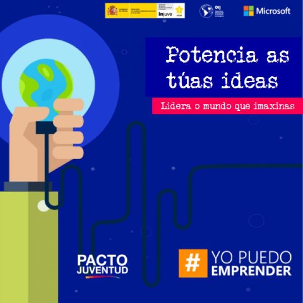 Plataforma #YoPuedoEmprender